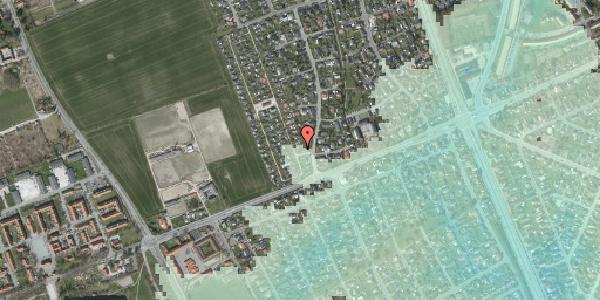 Stomflod og havvand på Hf. Dahlia 8, 2650 Hvidovre