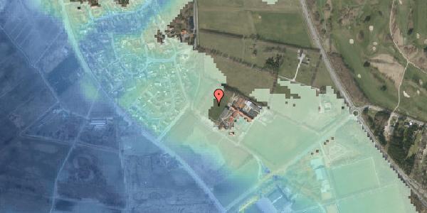Stomflod og havvand på Idræts Alle 15C, 2625 Vallensbæk