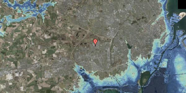 Stomflod og havvand på Naverland 26, 2600 Glostrup