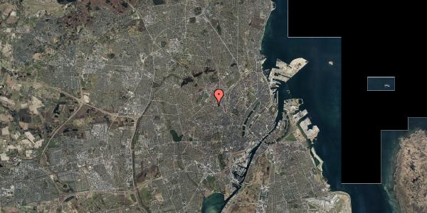 Stomflod og havvand på Rabarbervej 20, kl. , 2400 København NV