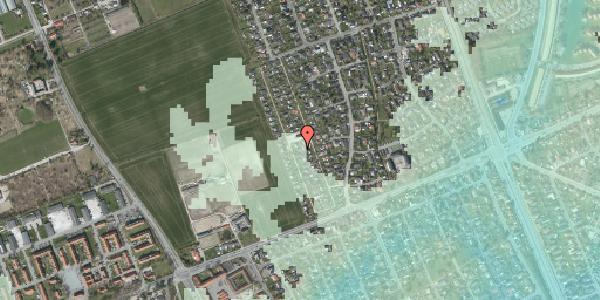 Stomflod og havvand på Hf. Dahlia 85, 2650 Hvidovre