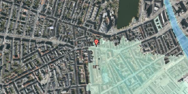 Stomflod og havvand på Vesterbrogade 66C, 2. , 1620 København V