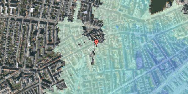 Stomflod og havvand på Vesterbrogade 89A, 5. th, 1620 København V