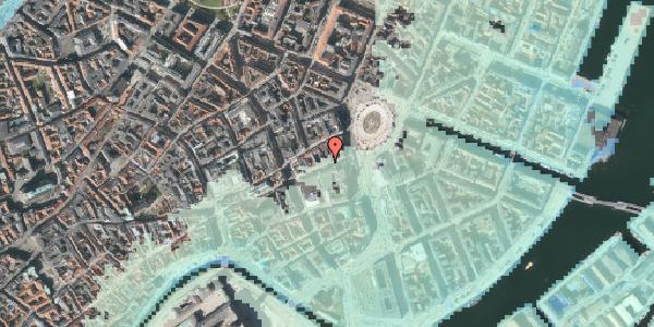 Stomflod og havvand på Lille Kongensgade 10, 1. , 1074 København K