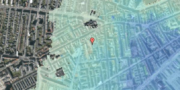 Stomflod og havvand på Vesterbrogade 95C, 5. , 1620 København V