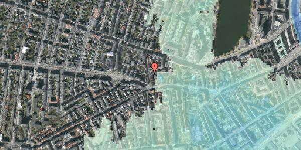 Stomflod og havvand på Værnedamsvej 6, 1619 København V
