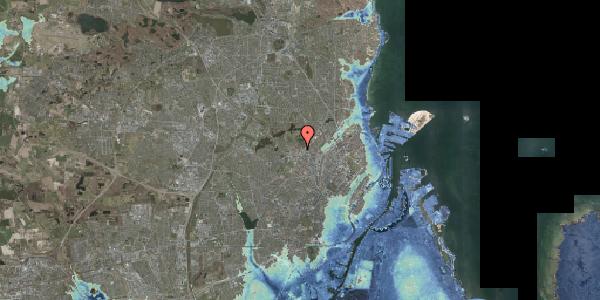 Stomflod og havvand på Dortheavej 42, 1. 6, 2400 København NV