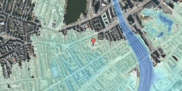 Stomflod og havvand på Vesterbrogade 29A, 5. , 1620 København V