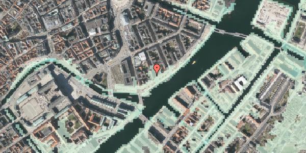 Stomflod og havvand på Tordenskjoldsgade 34, 1055 København K