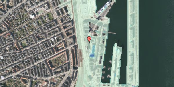 Stomflod og havvand på Amerika Plads 15, 2. , 2100 København Ø