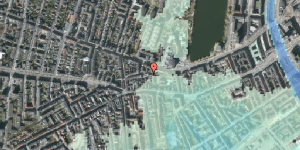 Stomflod og havvand på Gammel Kongevej 39E, st. tv, 1610 København V