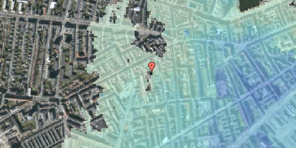 Stomflod og havvand på Vesterbrogade 95B, 2. , 1620 København V