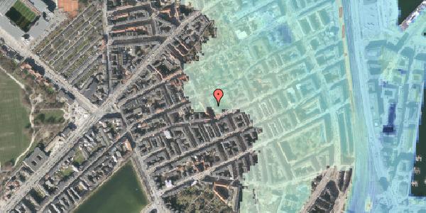 Stomflod og havvand på Saabyesvej 6, 2100 København Ø