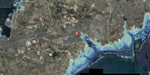 Stomflod og havvand på Valbyvej 47D, st. 4, 2630 Taastrup