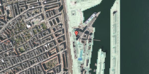 Stomflod og havvand på Amerika Plads 25E, 2. th, 2100 København Ø