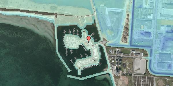 Stomflod og havvand på Brøndby Havnevej 20, 2650 Hvidovre