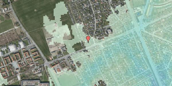 Stomflod og havvand på Hf. Dahlia 105, 2650 Hvidovre