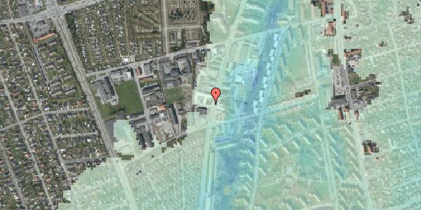 Stomflod og havvand på Arnold Nielsens Boulevard 70, st. , 2650 Hvidovre