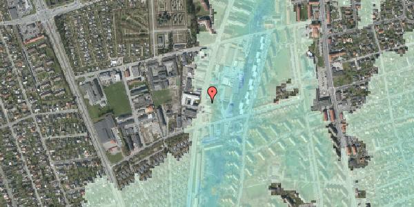 Stomflod og havvand på Arnold Nielsens Boulevard 77, 1. , 2650 Hvidovre