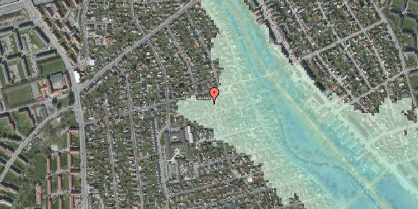 Stomflod og havvand på Torstensvej 57, 2650 Hvidovre
