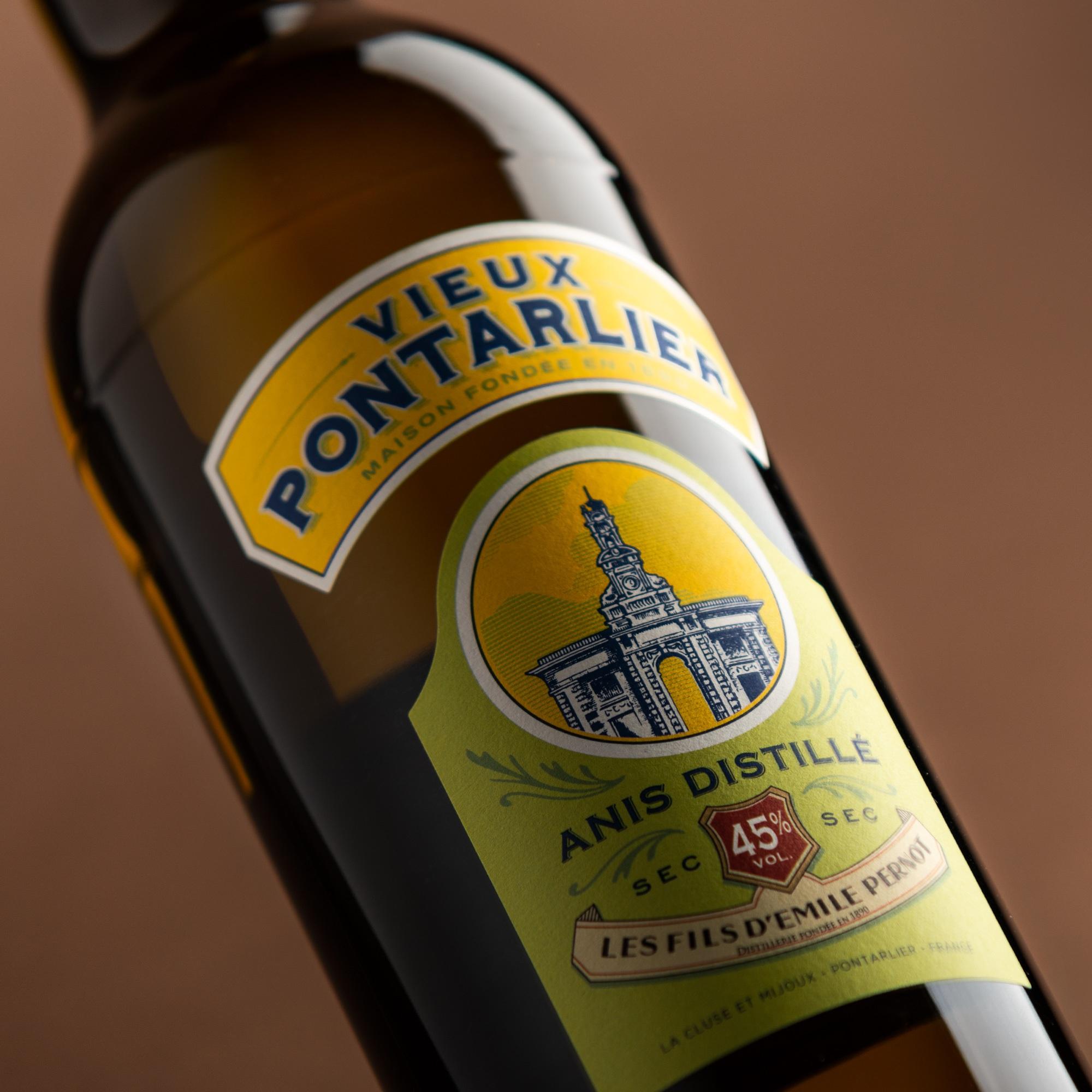 Vieux Pontarlier Anis