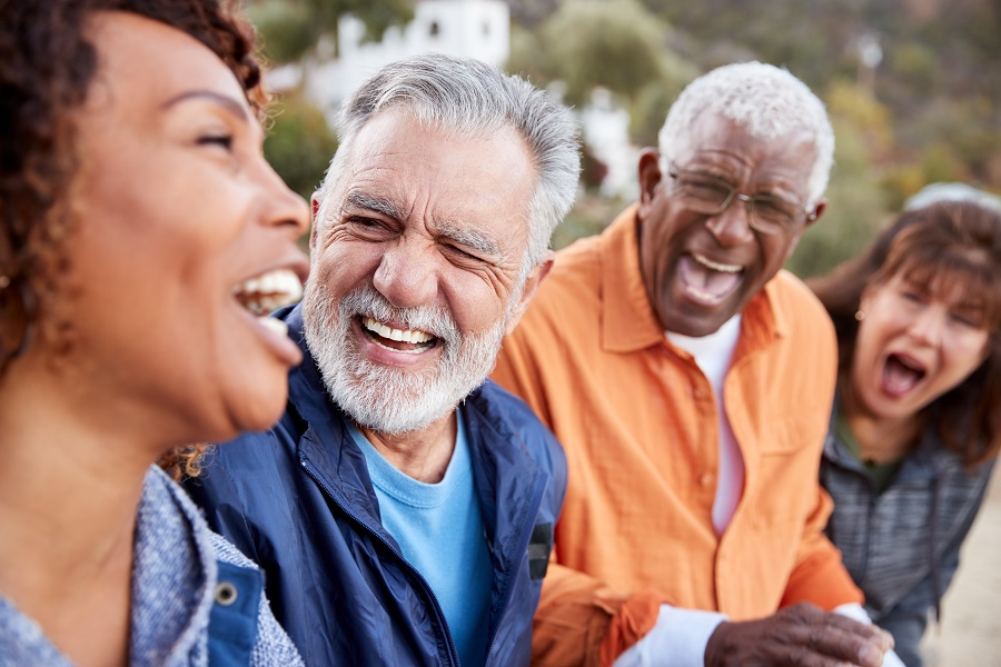 Laughter for older adults
