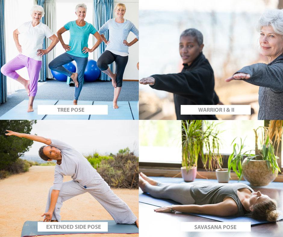 Yoga for Seniors at Sedgebrook Retirement Community