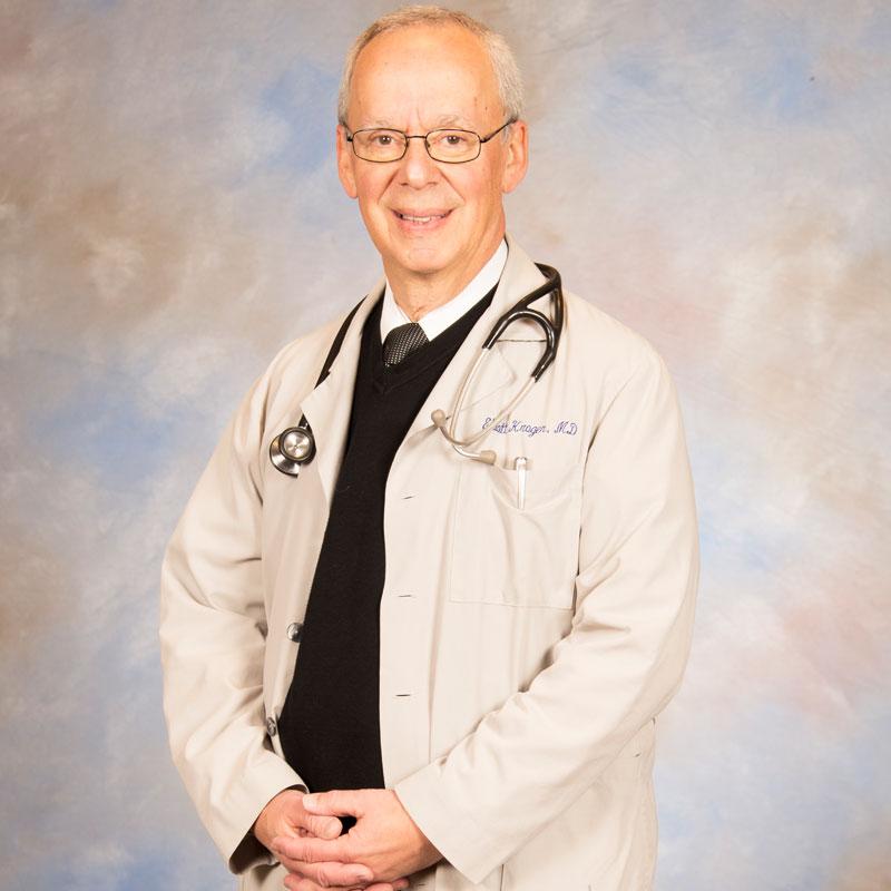 Dr. Elliott Kroger