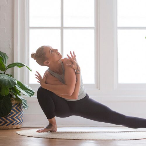 Yoga for Healing Anxiety