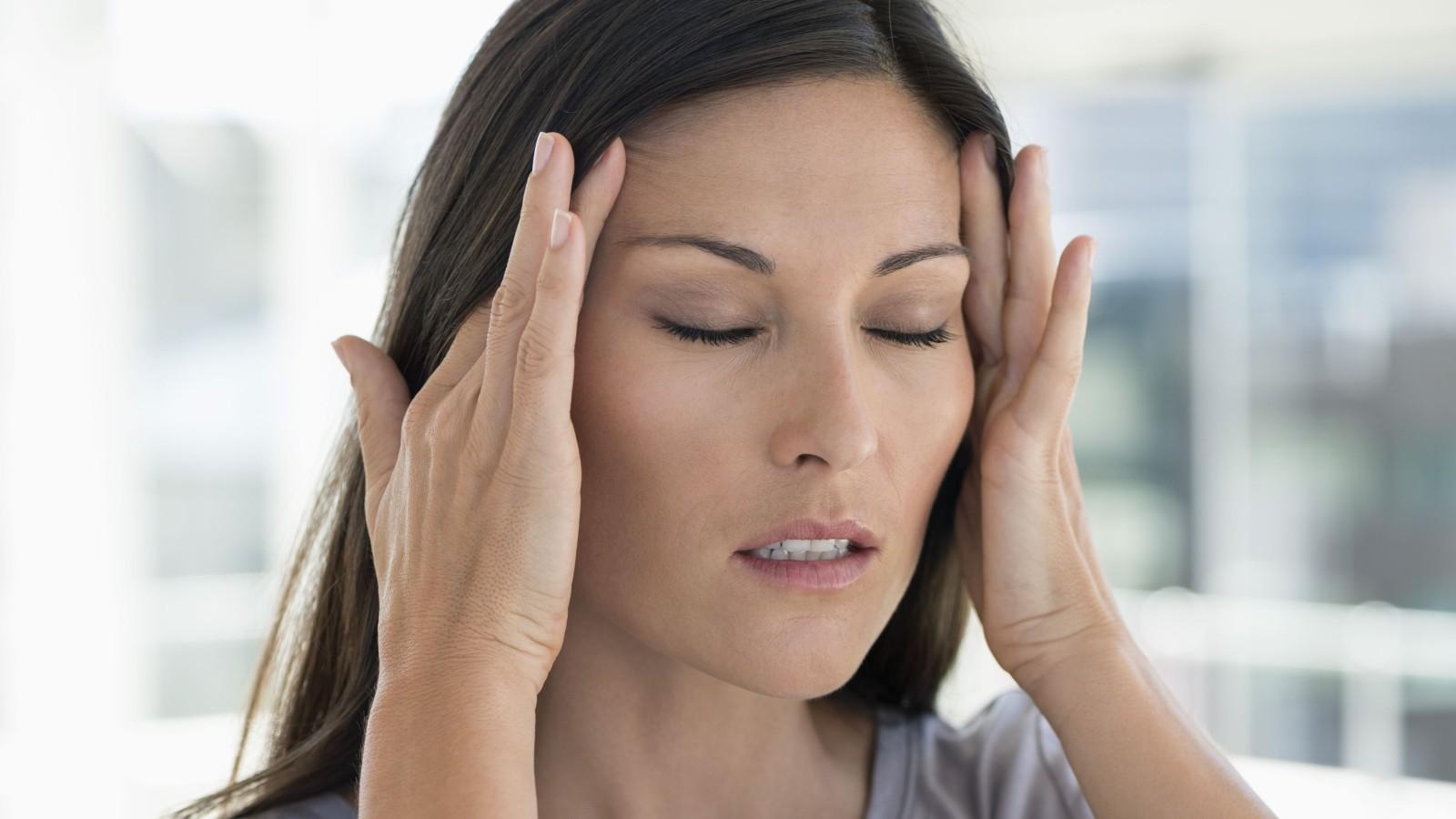 ما هي مضاعفات شلل الوجه النصفي؟