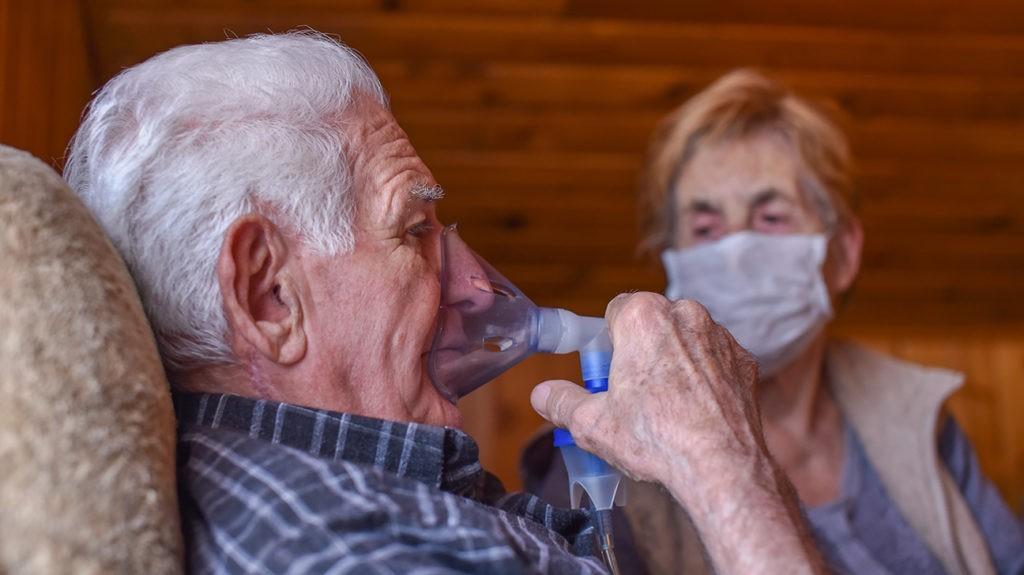 من هم الأكثر عرضةً للإصابة بضيق التنفس؟.