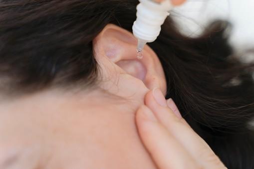 قطرة الأذن