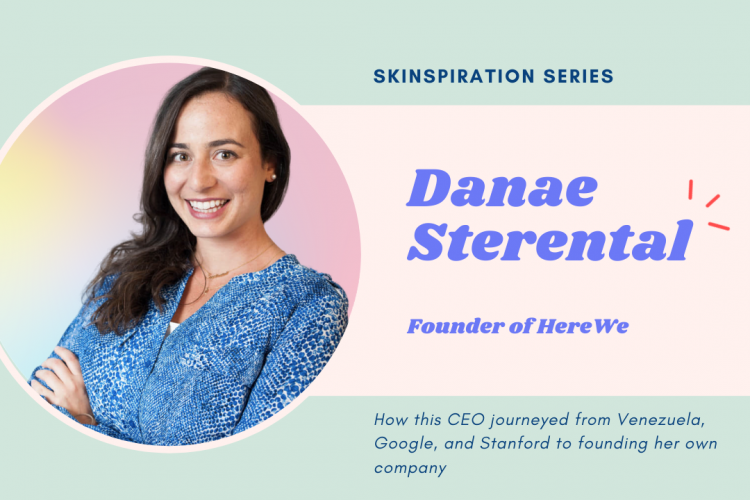 Picture of Danae Sterental https://www.herewe.io