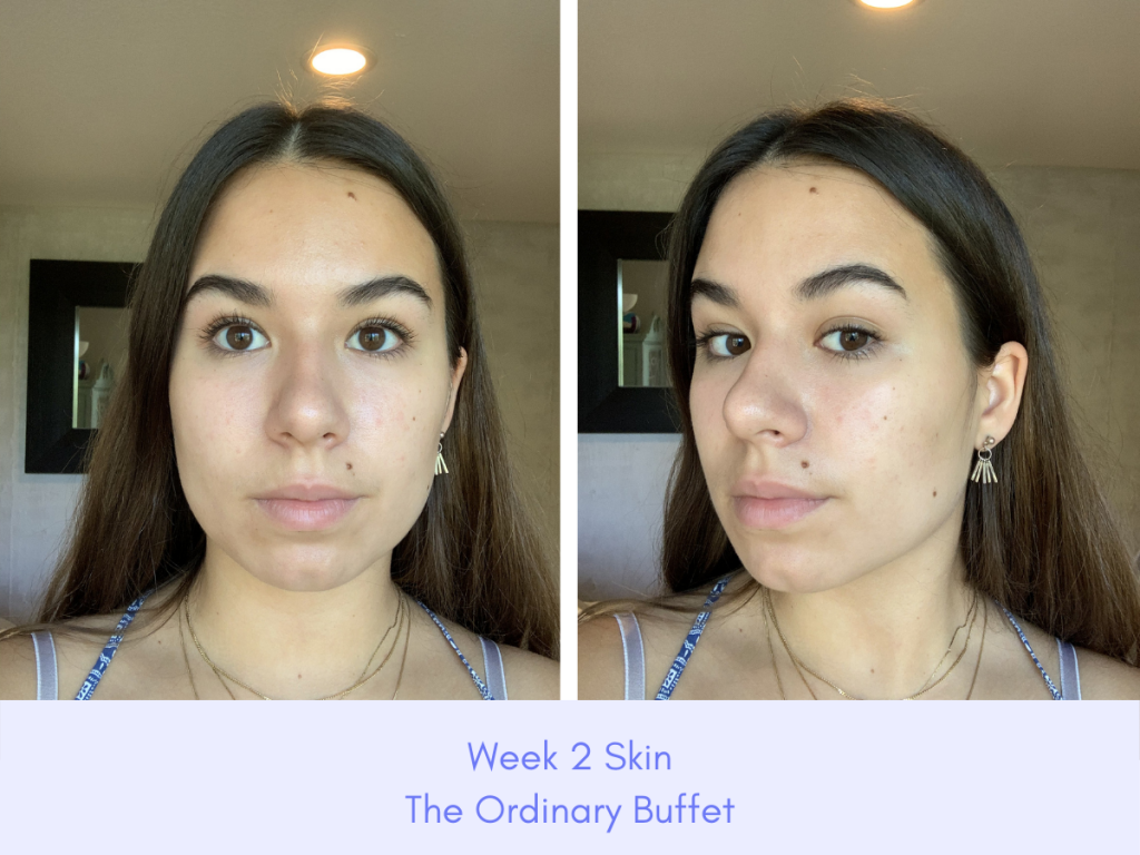 the ordinary buffet before and after