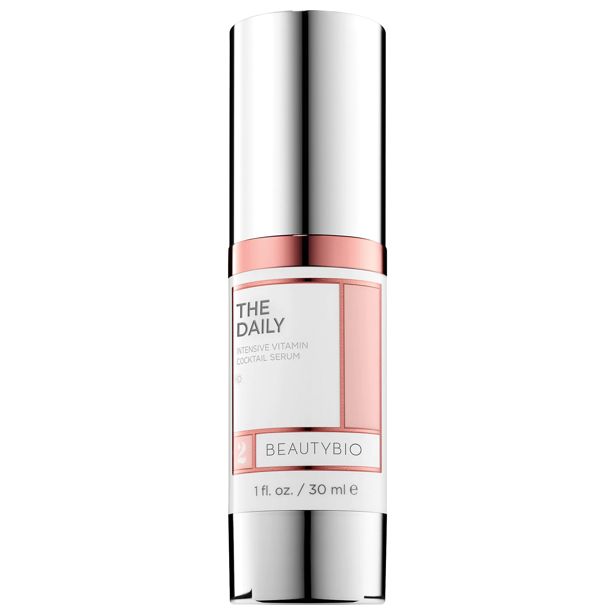 BeautyBio The Daily Vitamin C Day Serum With Antioxidant Complex