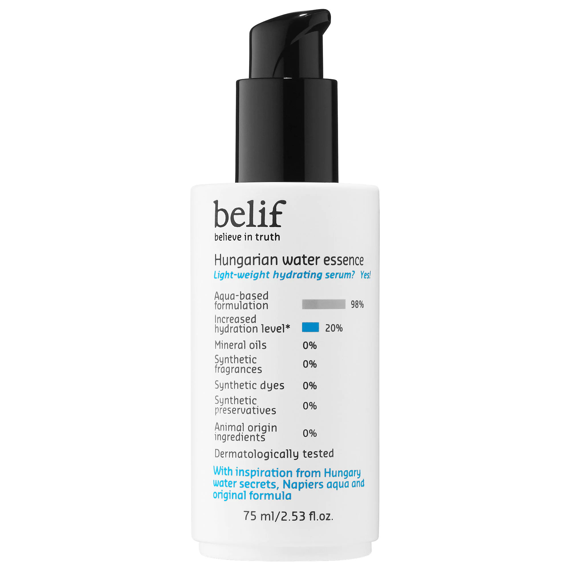 belif-Hungarian Water Essence