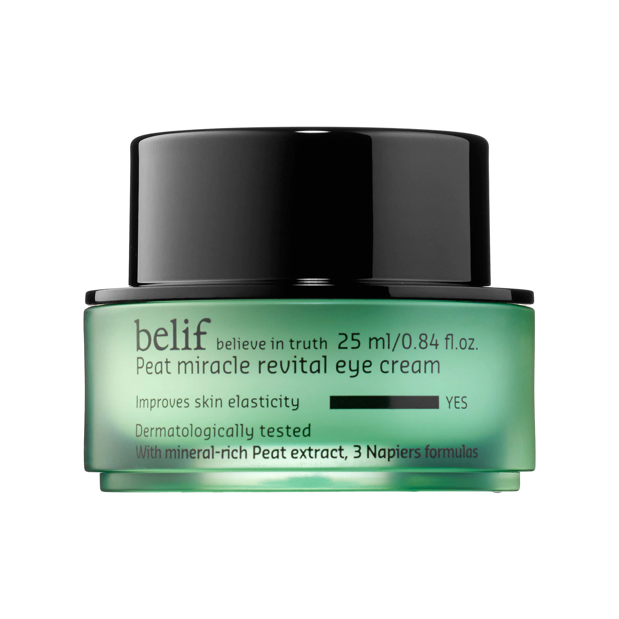 belif-Peat Miracle Revital Eye Cream