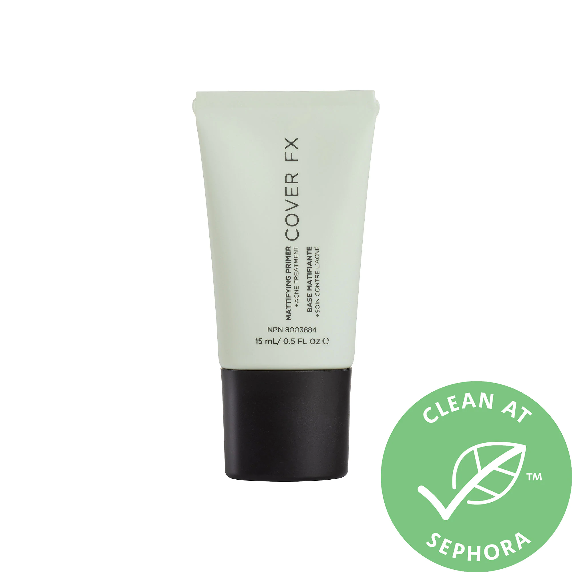 COVER FX-Mattifying Primer With Anti-Acne Treatment