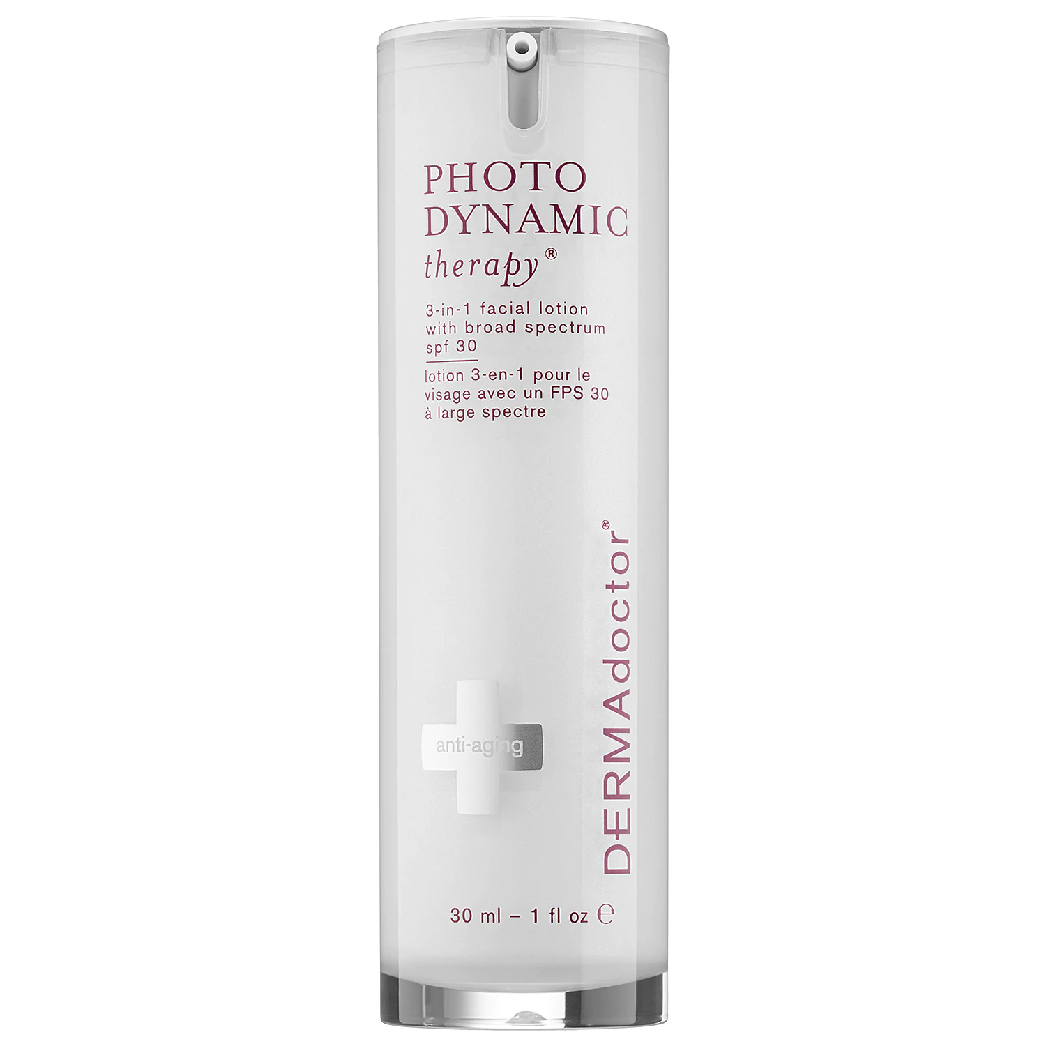 DERMAdoctor Photo Dynamic Therapy® 3–In–1  Facial Lotion With Broad Spectrum Spf 30