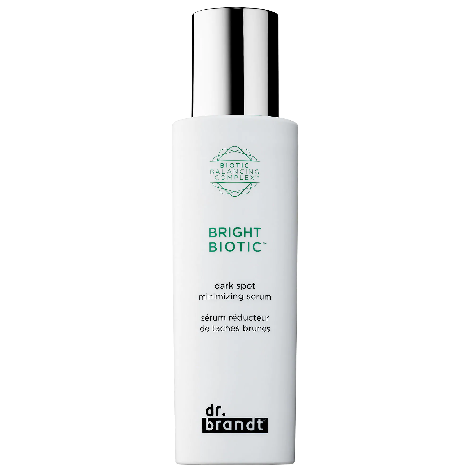 Dr. Brandt Skincare Bright Biotic™ Dark Spot Minimizing Serum