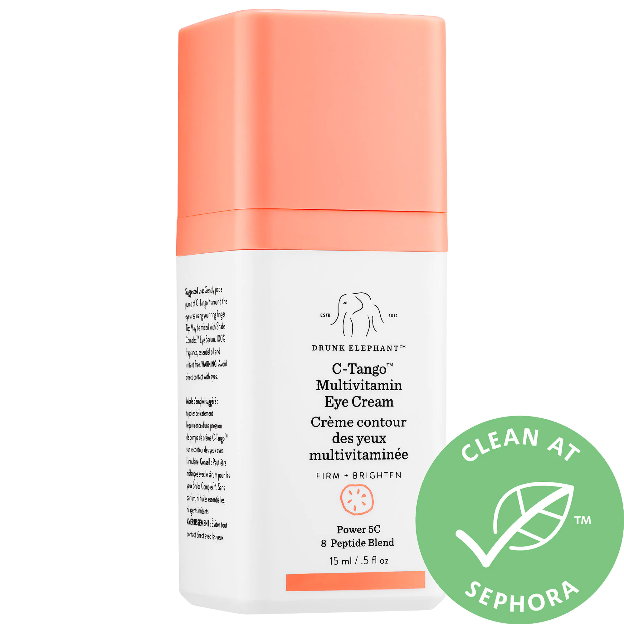 Drunk Elephant-C-Tango™ Multivitamin Eye Cream