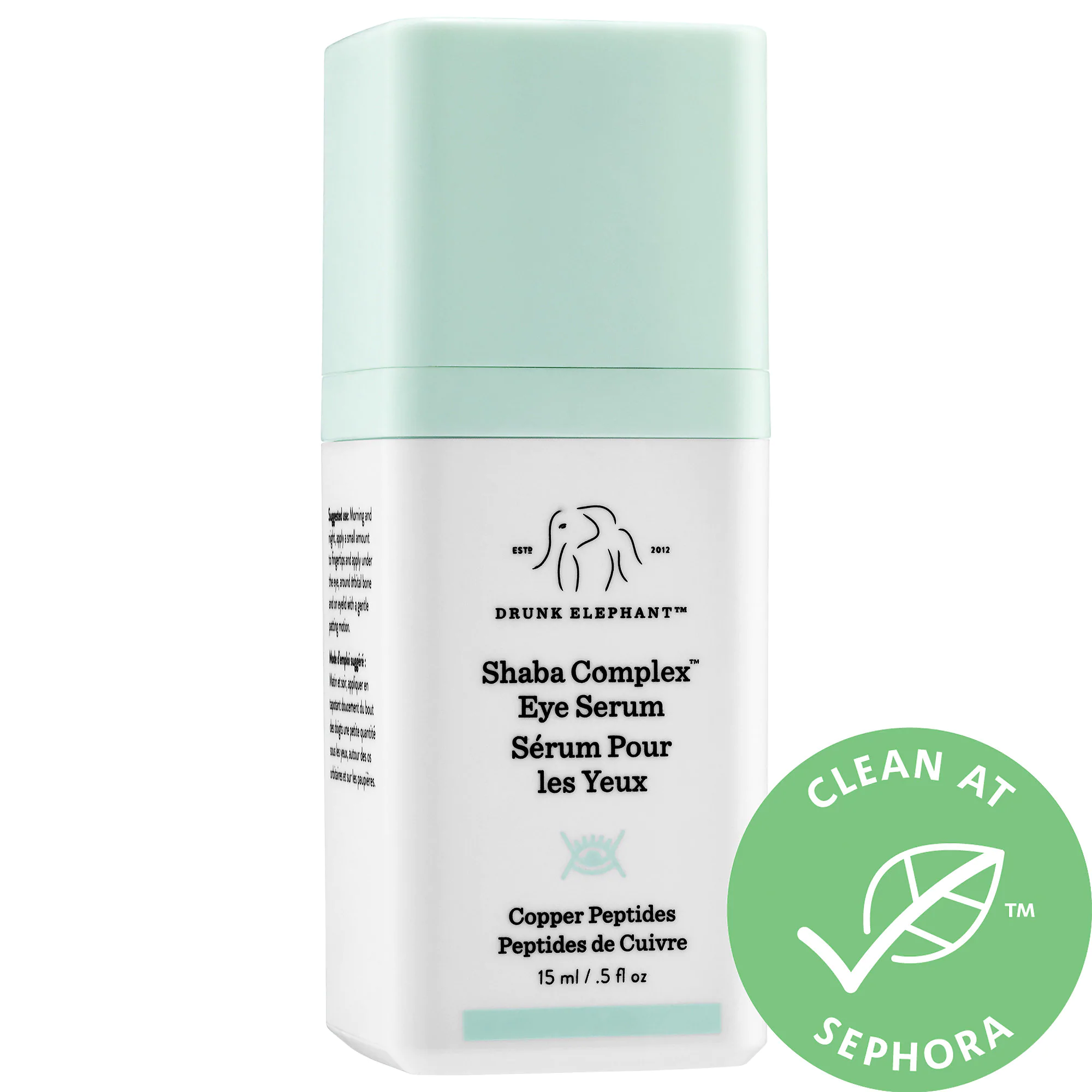 Drunk Elephant-Shaba Complex™ Firming Eye Serum