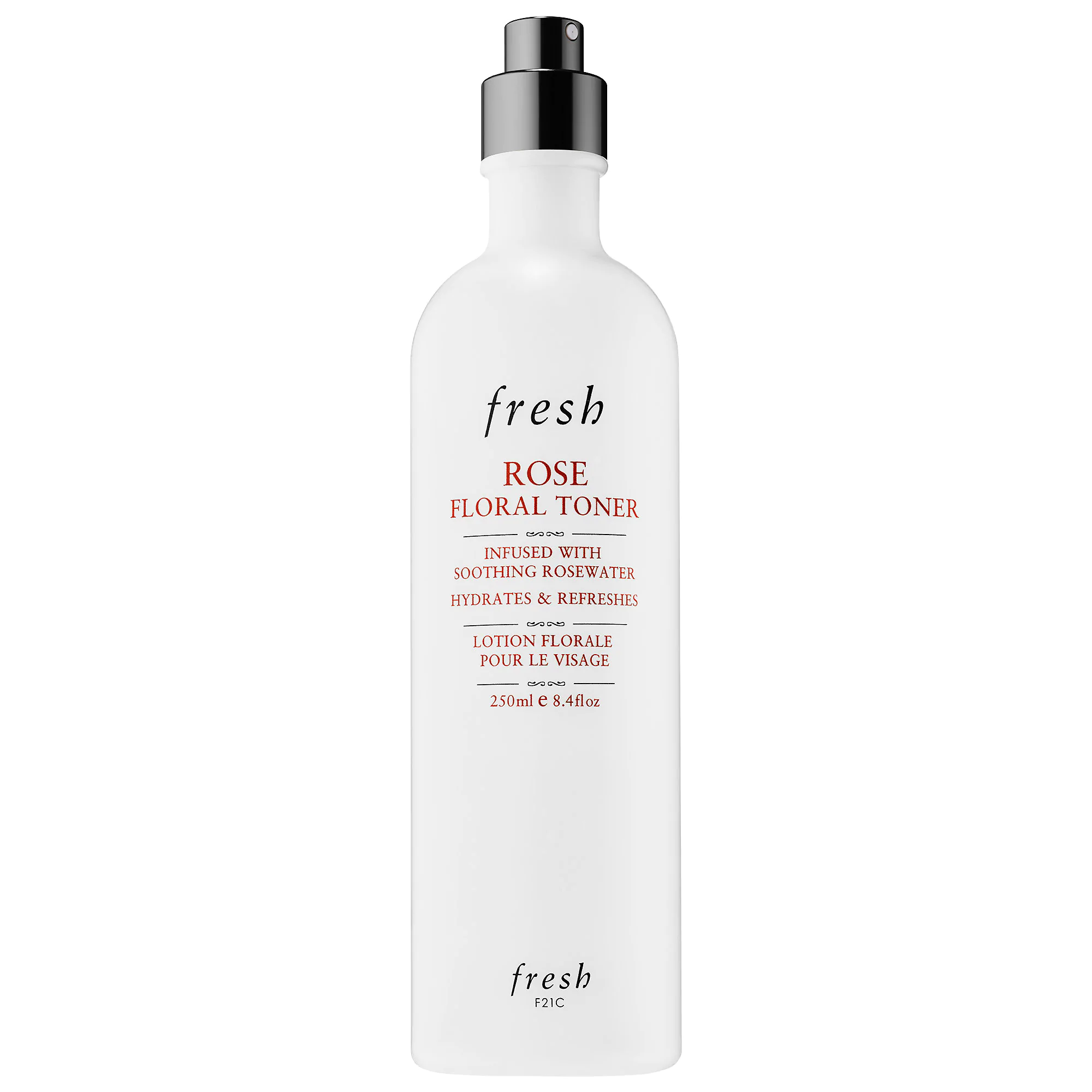 Fresh-Rose Floral Toner