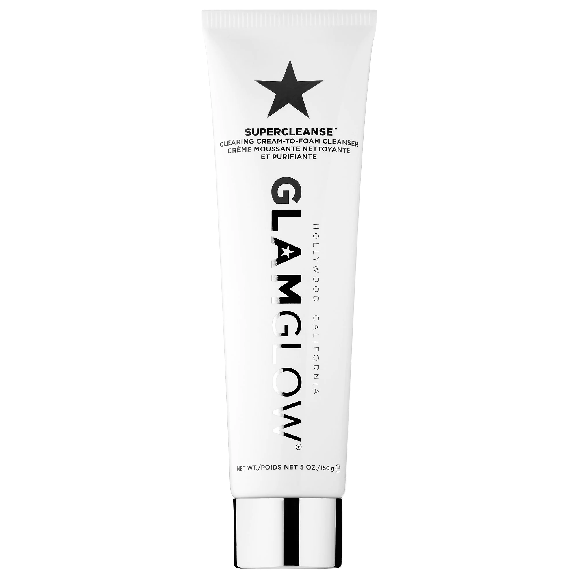 GLAMGLOW-Supercleanse™ Clearing Cream-To-Foam Cleanser