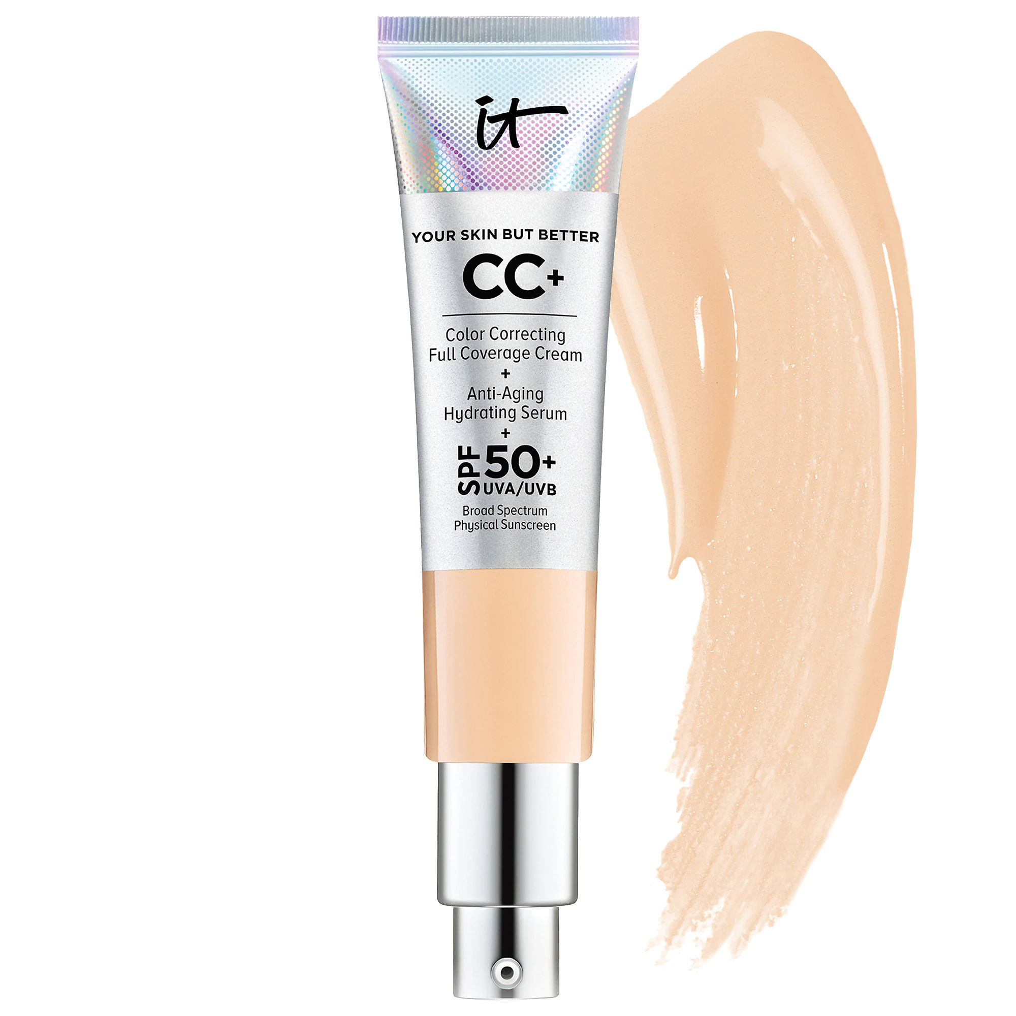 IT Cosmetics-Cc+ Cream With Spf 50+