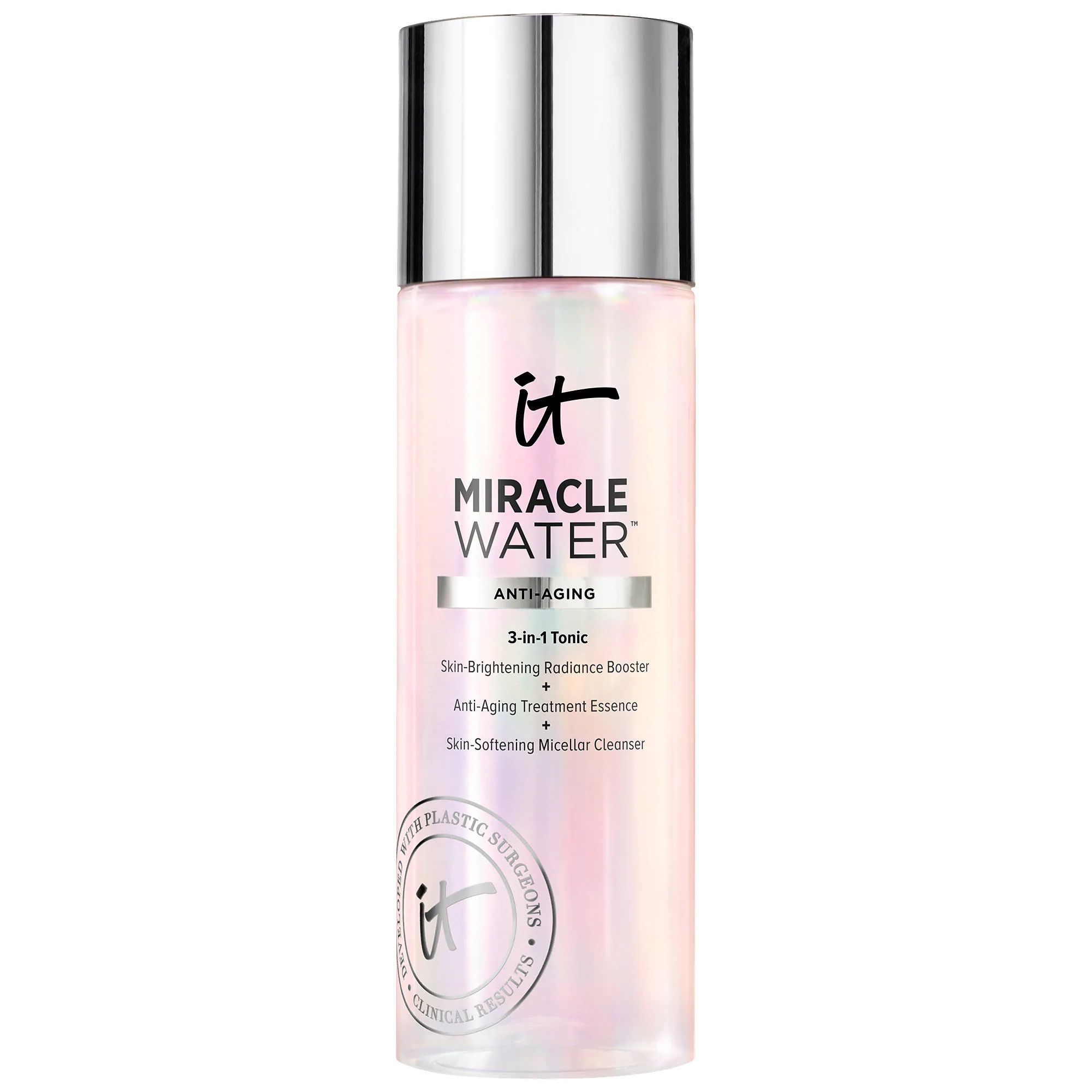 IT Cosmetics-Miracle Water Micellar Cleanser