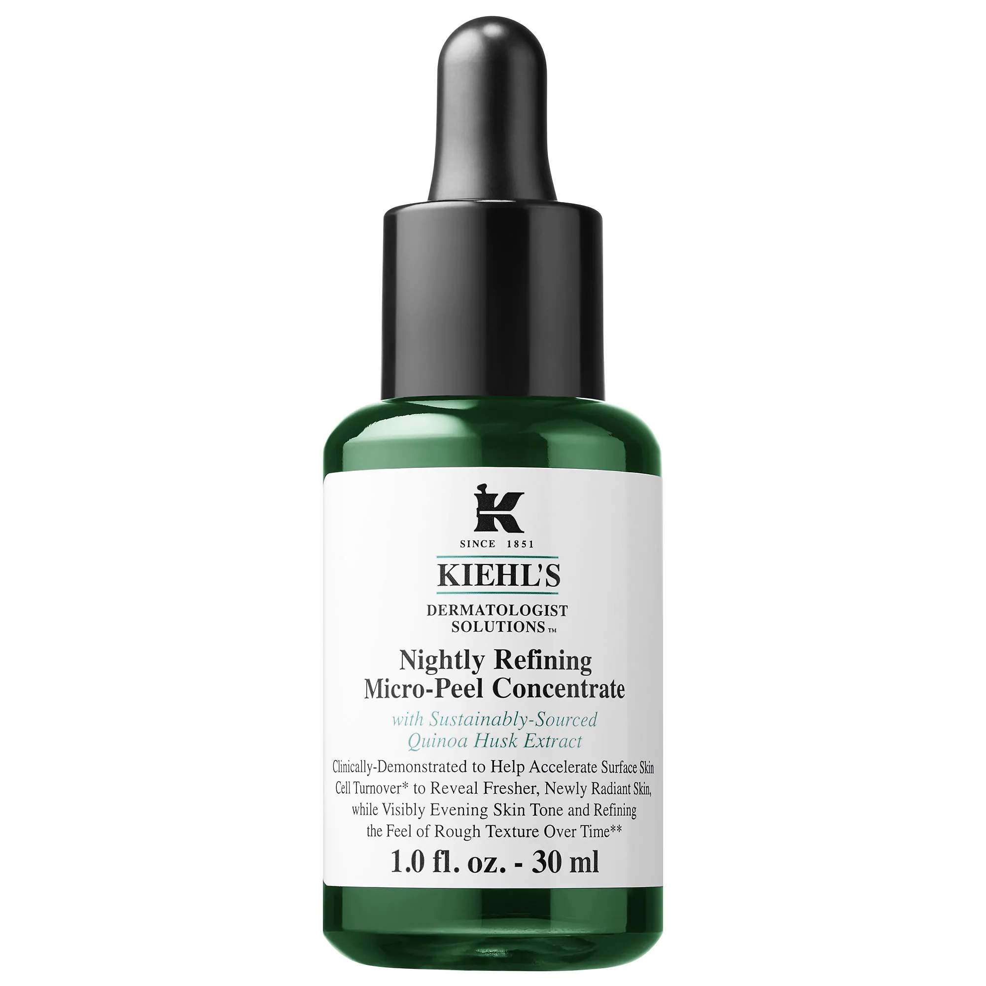 Kiehl's Since 1851 Nightly Refining Micro-Peel Concentrate
