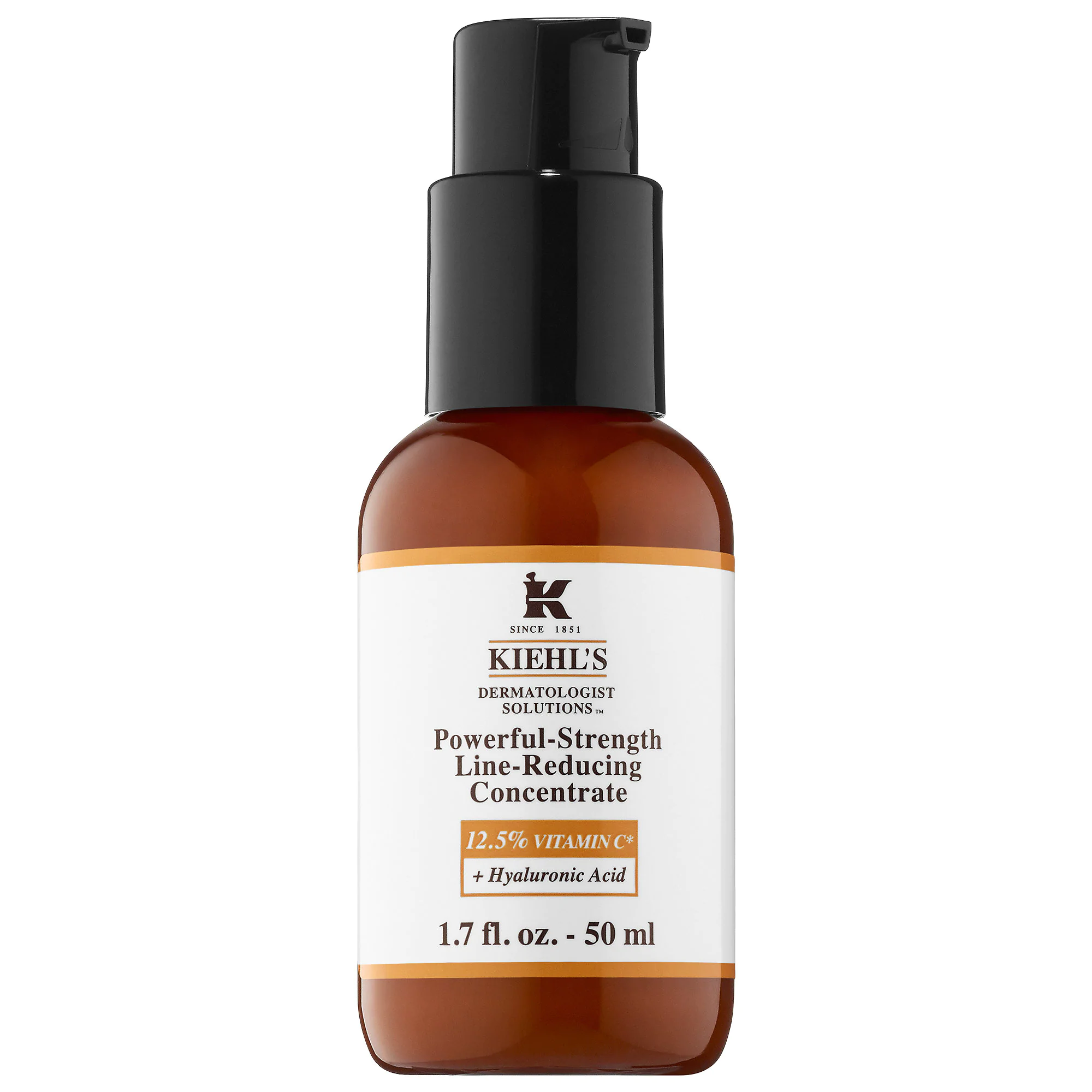 Kiehl's Since 1851-Powerful-Strength Line-Reducing Concentrate 12.5% Vitamin C