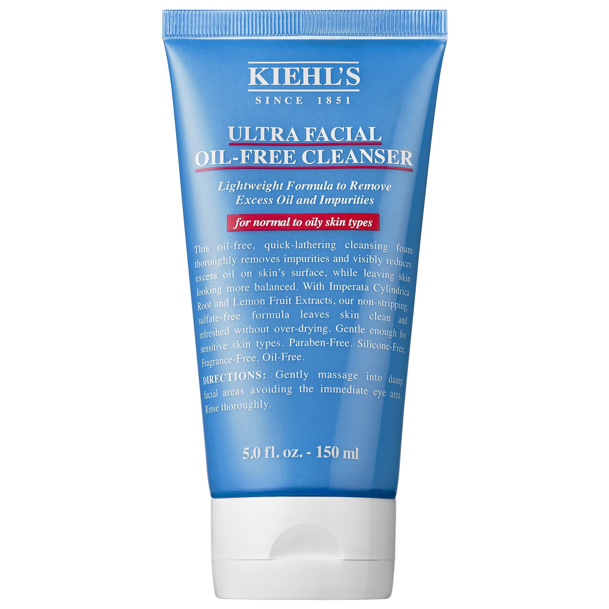 Kiehl's Since 1851 Ultra Facial Oil-Free Cleanser