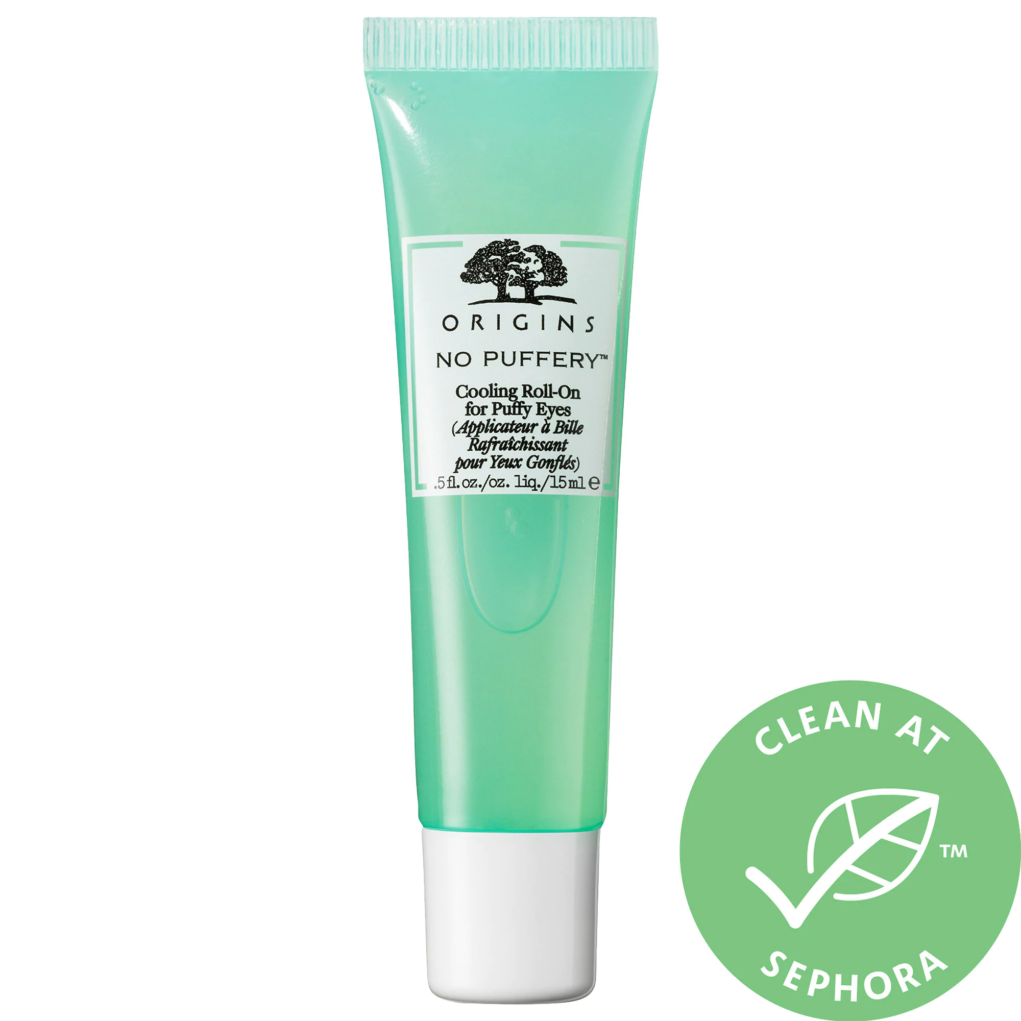Origins-No Puffery™ Cooling Roll-On For Puffy Eyes